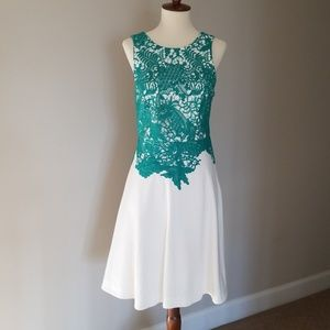 NWT Anthropologie Arbor Lace Dress - 2